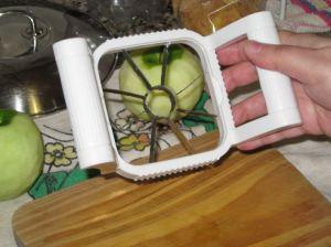 corta manzana