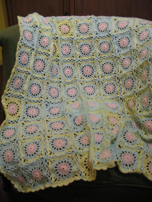 Slog acerca de como tejer cuadrados crochet